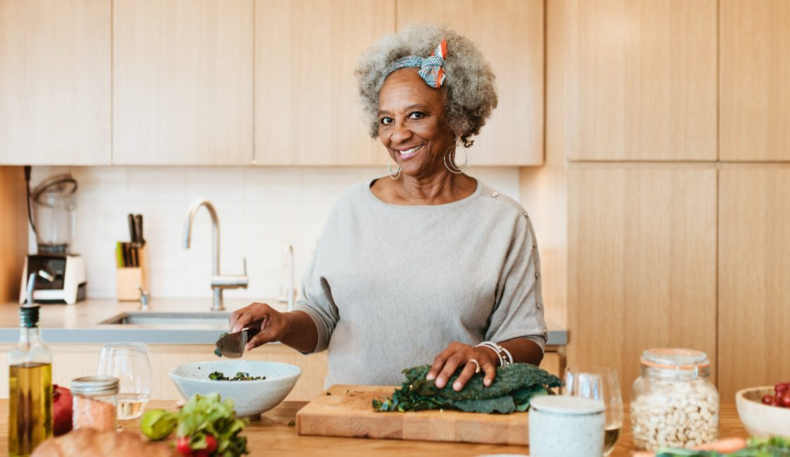 National Council on Aging: 6 Ways to Eat Well as We Get Older