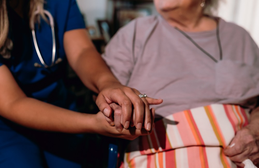 Aging Well with VNA – The Process of Grieving Amidst Uncertainty