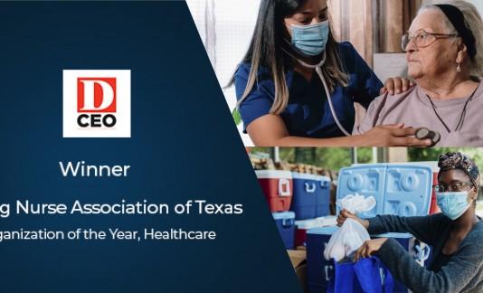 VNA Awarded Healthcare Organization of the Year