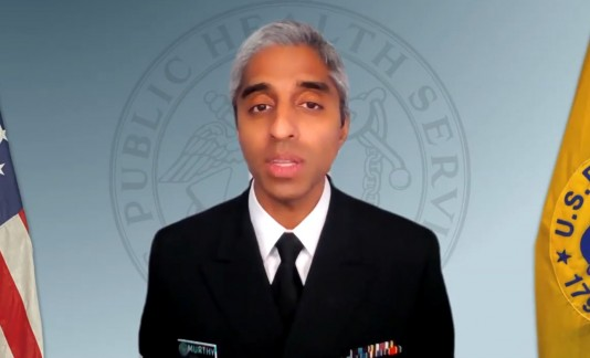 Dr. Vivek Murthy, the 21st Surgeon General of the United States