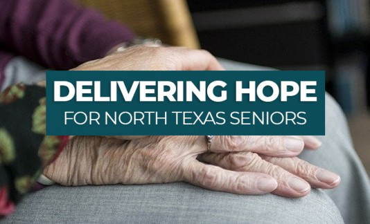 Join VNA Texas for North Texas Giving Day